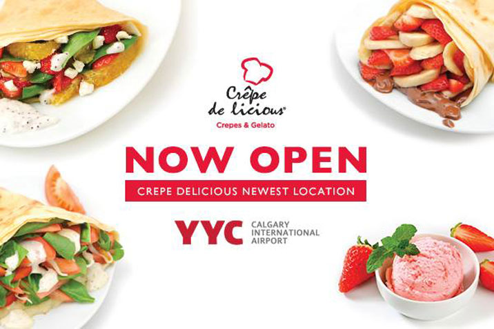 Crepe Delicious Starts Expansion