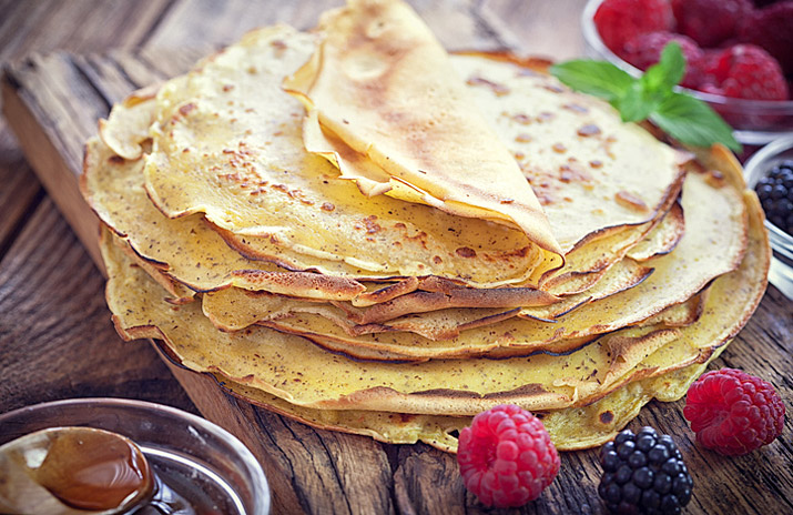Getting Creative: Pro Tips to Get Perfect Crepes