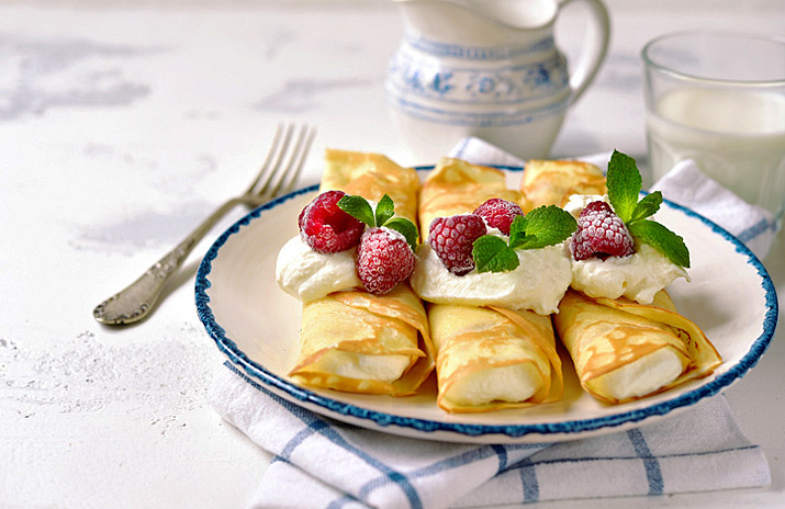 Why Crepes Are Becoming Popular at Healthy Fast Food Restaurants