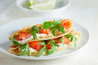 Why Savoury Crepes are Becoming So Popular